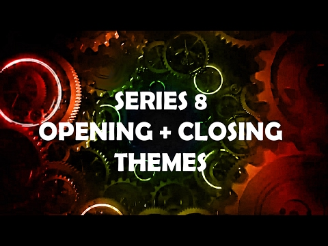 Doctor Who 2014 Series 8 Opening and Closing Themes - DOWNLOAD LINKS AVAILIBLE