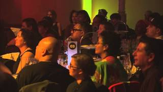 "Dave Dobbyn - ""Slice of Heaven"" performing at the APRA Silver Scroll Awards 2012"