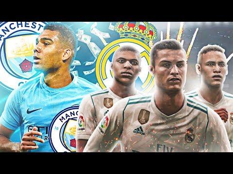 FIFA 18 | MODO CARRERA - REAL MADRID | ÚLTIMOS BOMBAZOS DEL MERCADO & EL INICIO DE LA MCN... #64