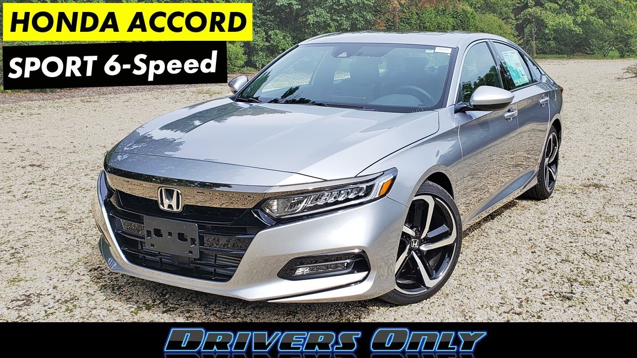2020 Honda Accord Sport 2 0t 6 Sd
