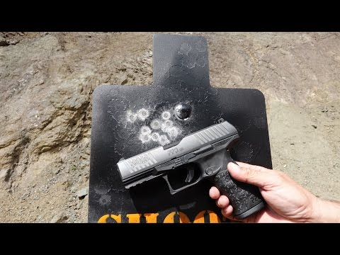Walther PPQ 45 vs Glock 21 Gen 4 (HD)