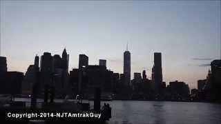 UPDATE! One World Trade Center / Freedom Tower 8/14/2014 construction progress part 4