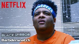Black Mirror: Barbdersnatch | Netflix | Black Mirror Parody