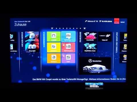 Gran Turismo 6 Credit Cheat / Glitch 31200 Cr. in 35 seconds [HD+]