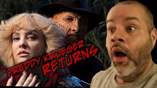 FREDDY KRUEGER.RETURNS                      FOR THE GOLDBERGS HALLOWEEN SPECIAL. MY THOUGHTS.