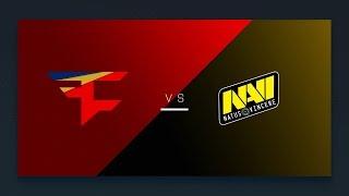 CS:GO: FaZe vs. NaVi [Nuke] Map 2 - EU Final Day - ESL Pro League Season 6