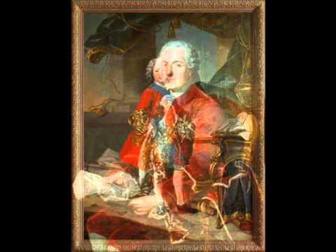 Louis XV's and Maria's children