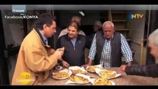 KONYA Yemek Kültürü - Vedat Milor