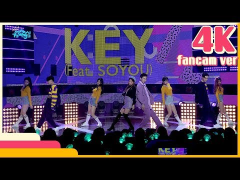 [4K \u0026 직캠] KEY - Forever Yours (Full) @Show! Music Core 20181117