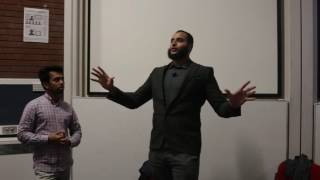 Clever Feminist Challenges Muslim Speaker @ Warwick University|| Br. Mohammed Hijab