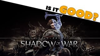 Middle Earth: Shadow of War: IS IT GOOD? - Review Roundup