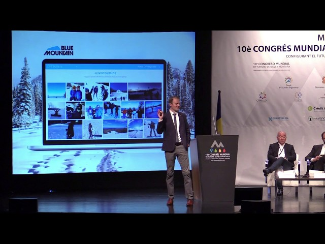 Mountainlikers 2018 ANDORRA - SESSION 3.3, Mr Dan Holowack