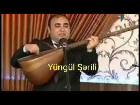 Yüngül Şərili.  Ustad Aşıq Həvəskar Borçalı.