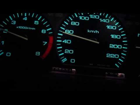 Honda Prelude III Gen H22A 200hp+ - By Matt (0-100km/h 50km/h-xx On 2nd, 3rd, 4th Gears)