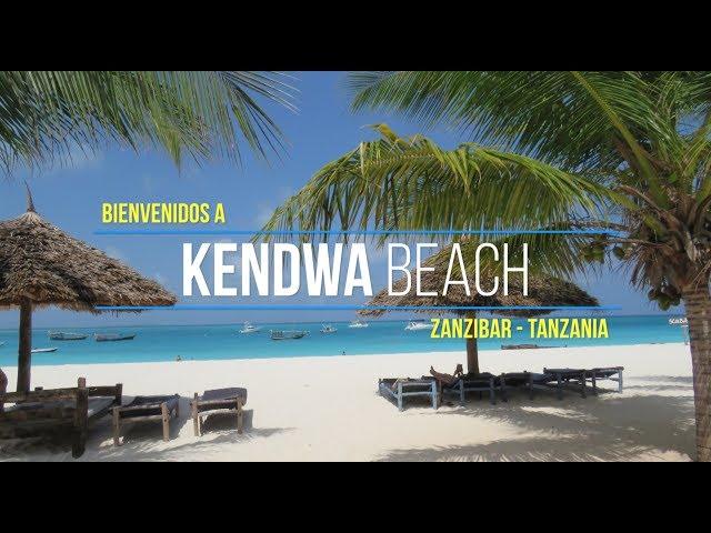 La mejor playa de Zanzíbar