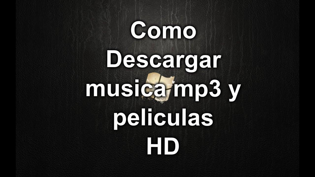 Descargar música gratis mp3 descargarmusica como descargar.
