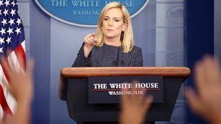 How Kirstjen Nielsen Became the Face of Trump's 'Zero Tolerance' Policy | NYT News