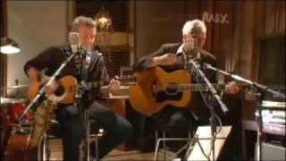 Jimmy Barnes & Stephen Cummings -