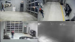 Burlington County car thief caught on video