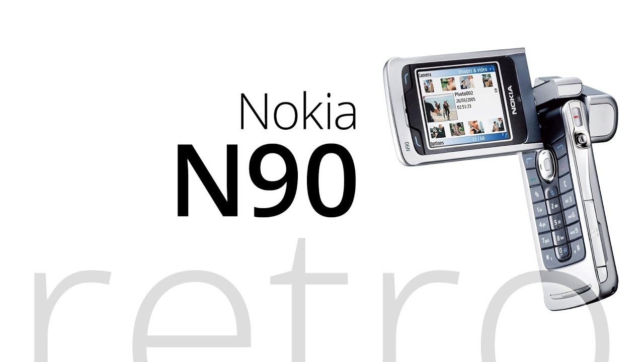 Nokia N90 - You... Nokia N90