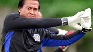 RIP Ahmad Kurniawan Aka AK47..Best Goal Keeper Ever Of Arema Malang FC