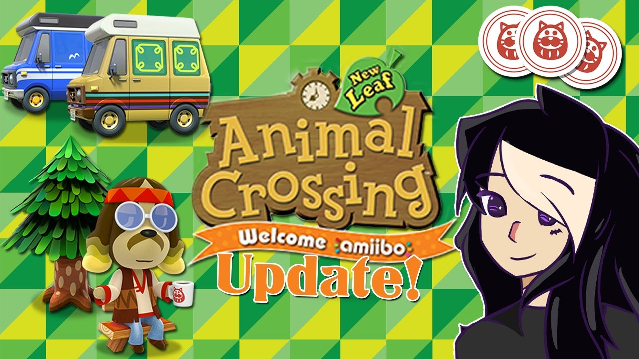 animal crossing new leaf update campground secret
