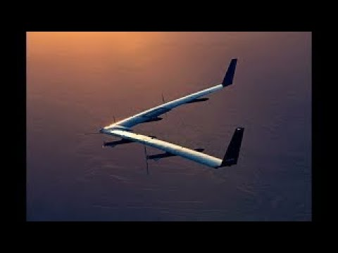 Facebook unmanned Solar powered internet Drone Proves there are no Satellites