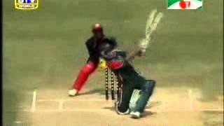 January 2005: Bangladesh vs Zimbabwe ODI-3 (Channel-i News report)