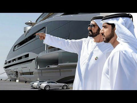 The Crown Prince of Dubai, United Arab Emirates|luxury ship Empire| luxury lifestyle|Sheikh hamdan