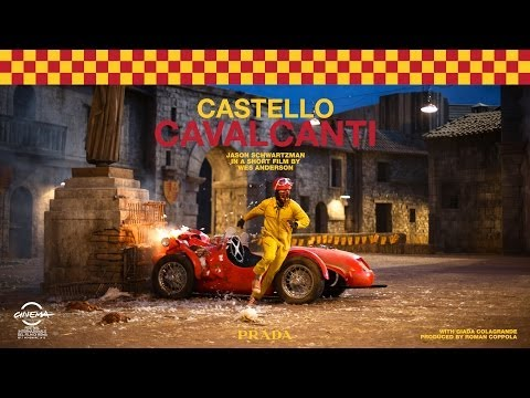 PRADA presents 'CASTELLO CAVALCANTI' by Wes Anderson
