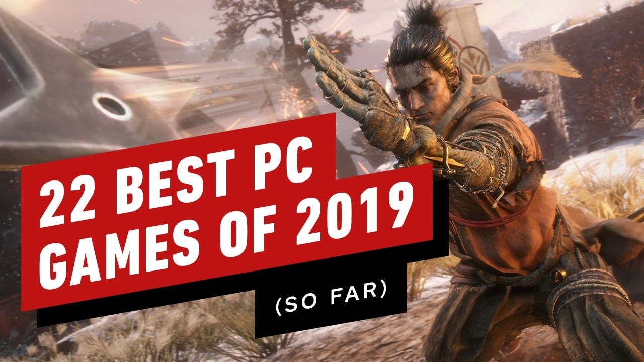 The 5 Best PC Games Of 2017 - GameSpot