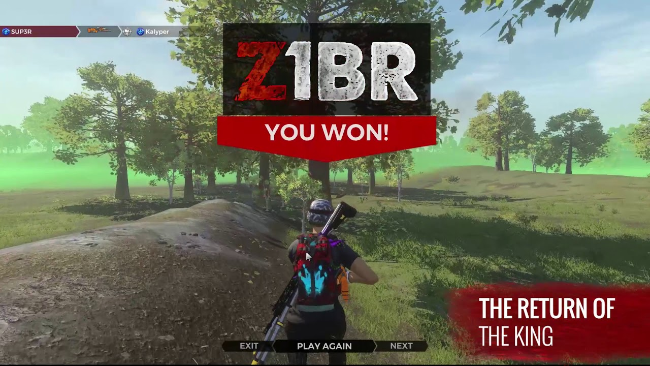 H1Z1' has a new name and old mechanics