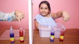 تحدي التوأم بالسلايم الجزء 2 !! !! 2 # Twin Telepathy Slime Challenge