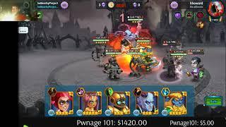 Demon Spotlight New Hero BAHA Battle Arena Heroes Adventure