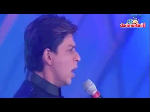 Desimartini: Shah Rukh Khan singing his favourite songs
