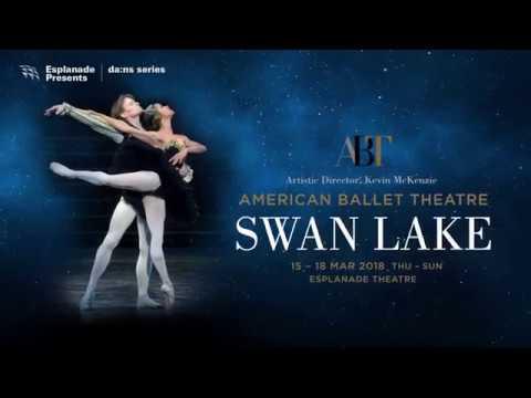 da:ns series | American Ballet Theatre: Swan Lake (15 – 18 Mar 2018)