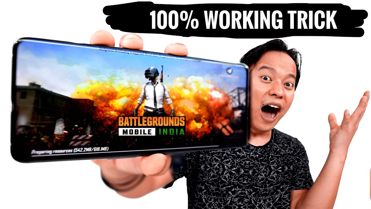 BattleGrounds Mobile India : How to download & Play without Early Access 😍😍