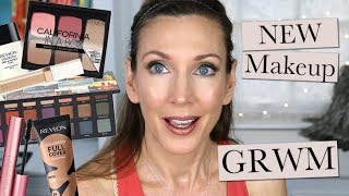 NEW Makeup Haul | GRWM | Wear Test!