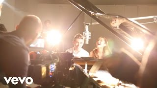 Repeat youtube video Ariana Grande - Almost Is Never Enough ft. Nathan Sykes