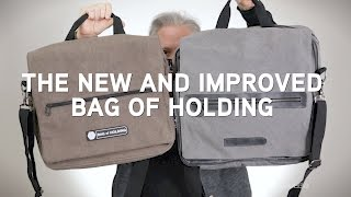 New and Improved Bag of Holding from ThinkGeek