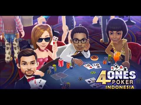 [4Ones Poker Indonesia - Avatar Card Game]
