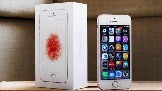 iPhone SE - Обзор