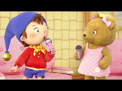 Noddy In Toyland | Karaoke Picnic Day | 1 Hour Compilation | Cartoon For Kids