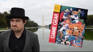 Gunstar Heroes for The Game Gear!? - Game Review - Top Hat Gaming Man