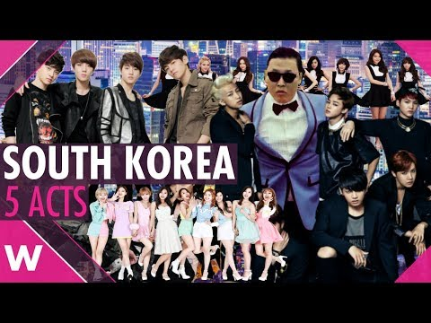 South Korea at Eurovision Asia: 5 dream acts