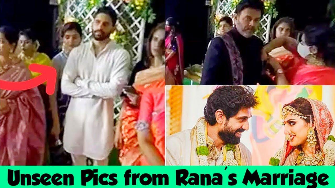 Download Rana Dagubatti wedding video   Rana weds Miheeka unseen photos   Bahubali Fame Rana Marriage photos
