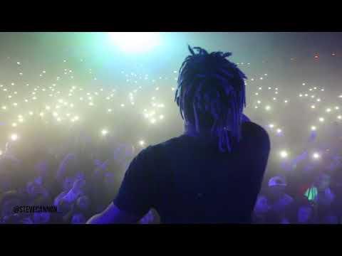 """Juice WRLD - """"Legends"""" Live Full (captured by @stevecannon_)"""
