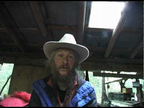 The Last American Man - Eustace Conway On Living Off-Grid