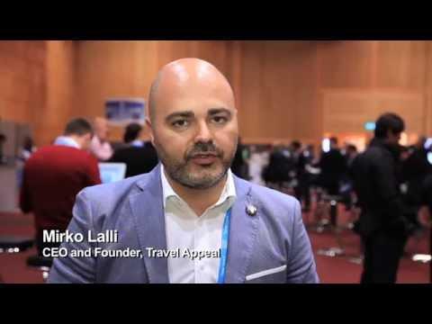 Mirko Lalli, Travel Appeal - Phocuswright Europe 2016