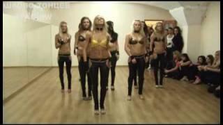 Обучение GO-GO, go dance show, go girls